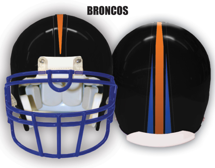 helmet Stripes